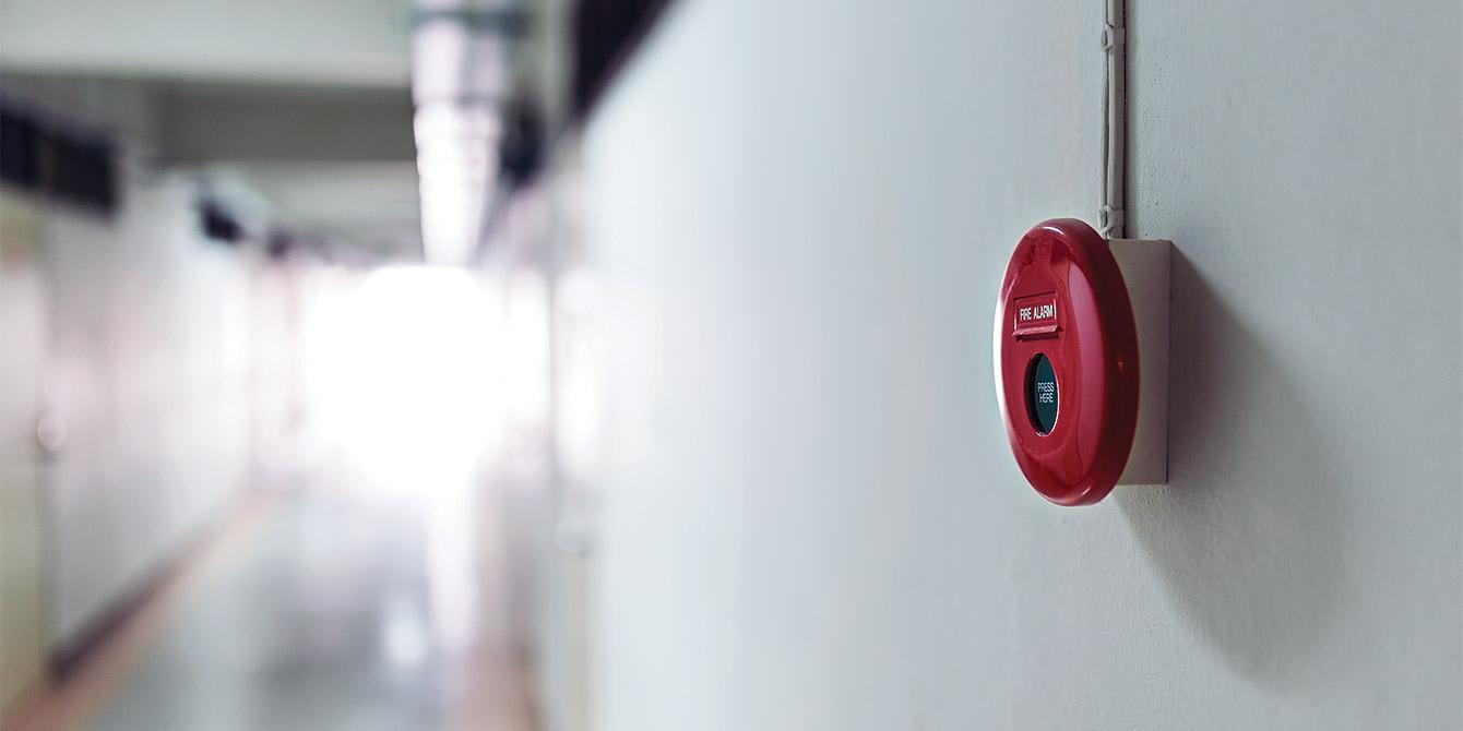 Third party active & passive fire inspections - Vortex Fire